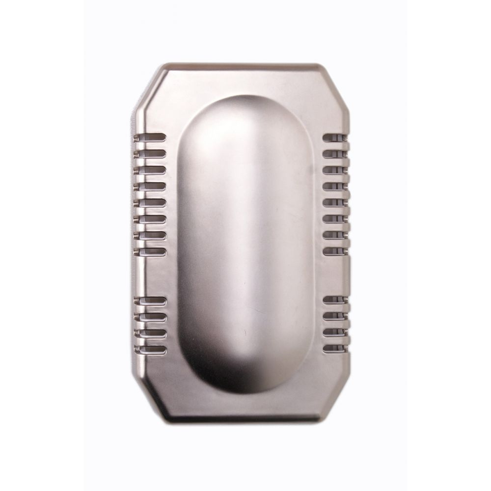 MediQo-line air-o-kit  luchtverfrisser RVS-look