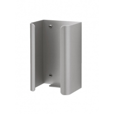 MediQo-line reserverolhouder 2-rols aluminium MQRRH2A