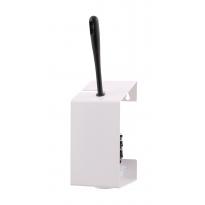 MediQo-line toiletborstelhouder RAL9010 AC-06-CA