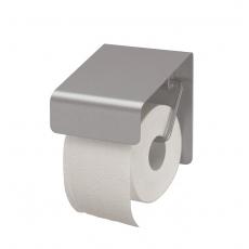 MediQo-line toiletrolhouder 1-rol aluminium