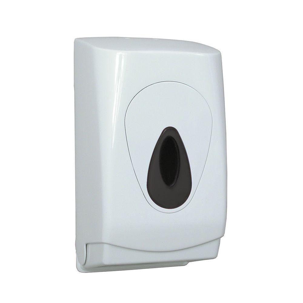 PlastiQline toilet-tissuedispenser kunststof PQTissue