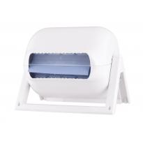 PlastiQline poetsroldispenser voor industrierollen PQIPRH