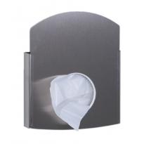 Dutch Bins hygiënezakjesdispenser RVS papier/plastic ACHBDSE