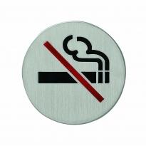 Pictogram rookverbod zelfklevend rond