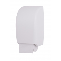 PlastiQline toiletrolhouder 2-rols voor doprollen PQSTwin